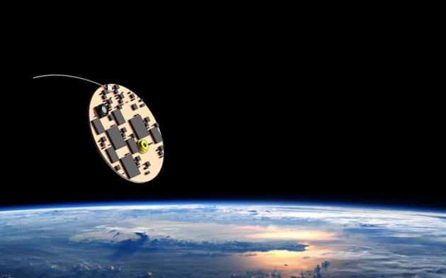 I test delle micronavi stellari a propulsione laser