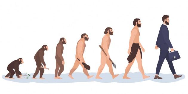 Perché abbiamo cominciato a camminare su due gambe?