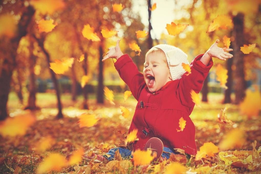A quale età i bambini provano le prime emozioni?