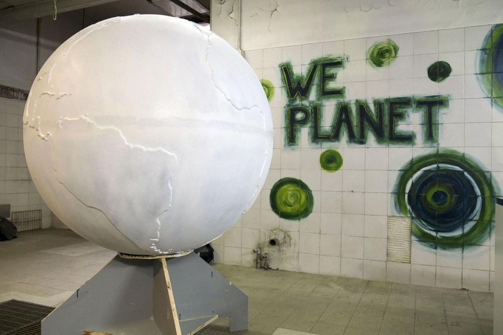 WePlanet e Focus: i 100 globi prendono forma