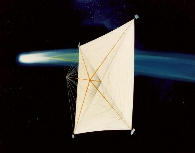 LightSail 2: inizia il test nello Spazio