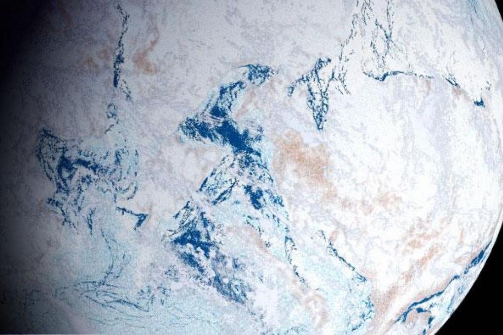 Snowball Earth: la glaciazione globale interrotta da un asteroide