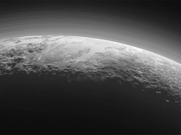 Il ritorno di Plutone