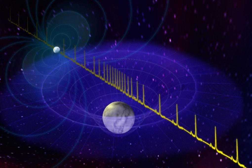 Il buco nero mancato: la stella di neutroni più massiccia dell'Universo