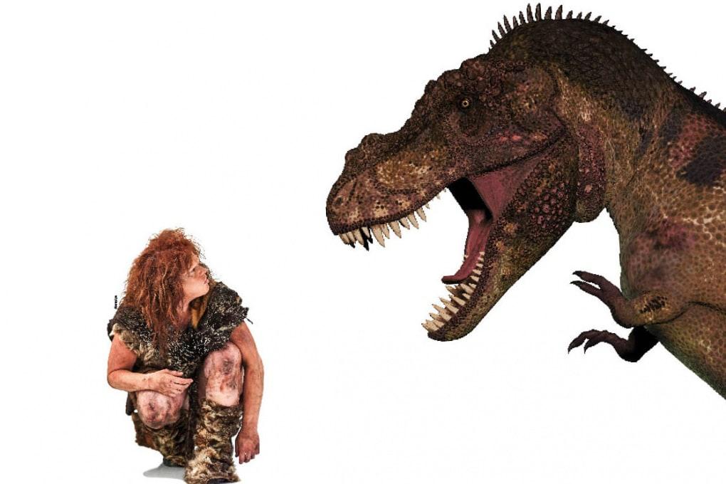 Dinosauri contro uomini: chi avrebbe vinto?