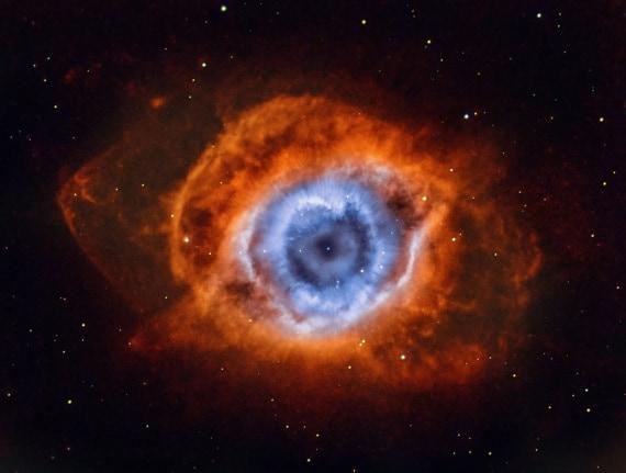 NGC 7293, la Nebulosa Elica