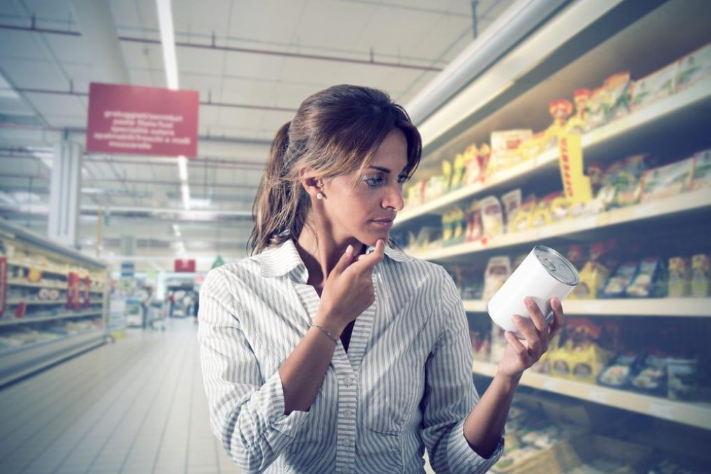 Siete ossessionati dalla scelta del cibo