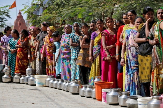 Il diritto all'acqua? In molte megalopoli è ancora un'utopia