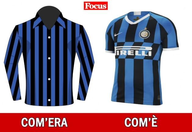 Calcio: ecco le origini storiche dei colori delle squadre