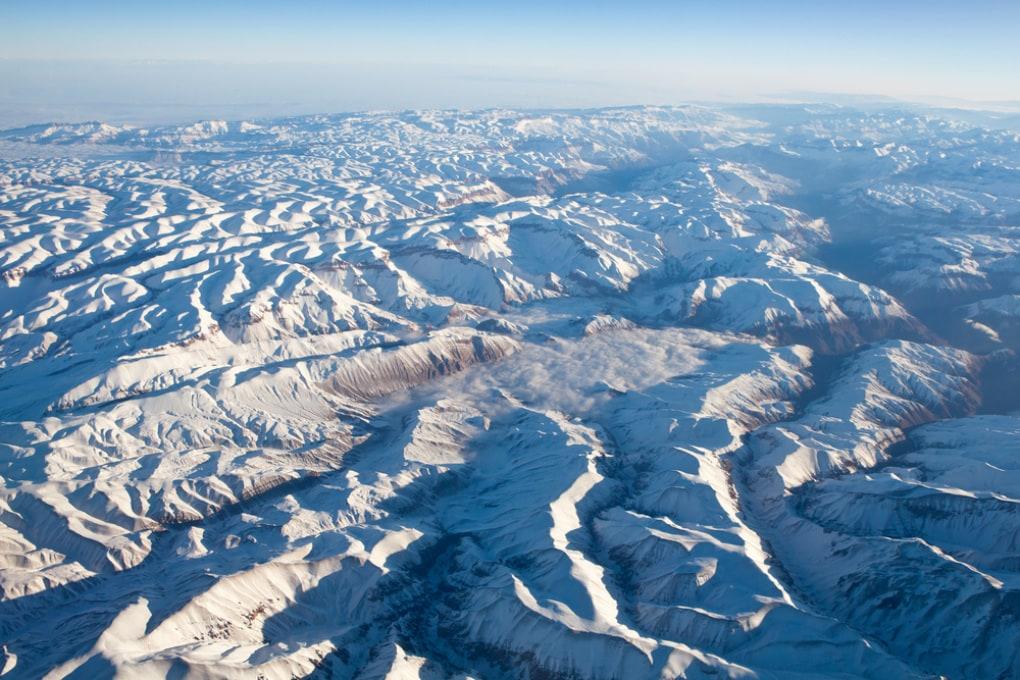 Il riscaldamento globale si porterà via un terzo dei ghiacciai dell'Himalaya