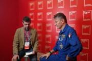 Paolo Nespoli: fare l'astronauta non è come fare il risotto!