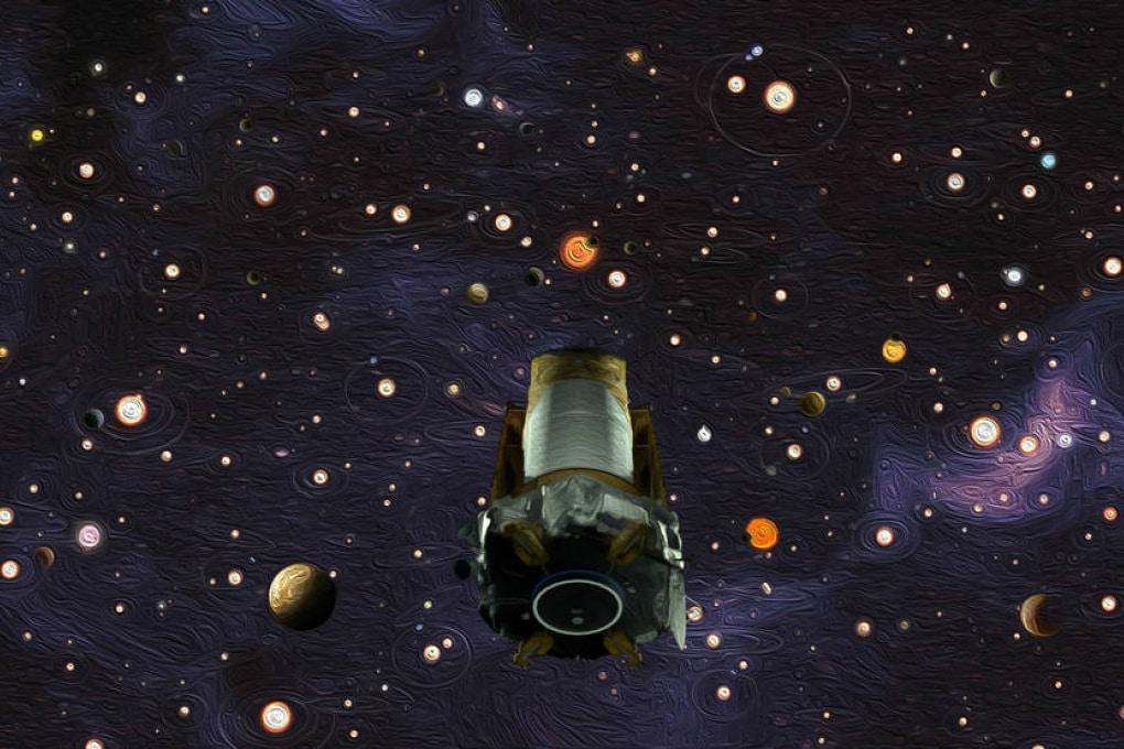Finale di missione per il telescopio spaziale Kepler