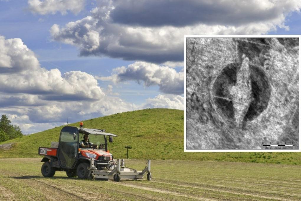Una barca vichinga è stata ritrovata perfettamente intatta sottoterra