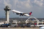 In diretta (virtuale) dall'aeroporto di Los Angeles
