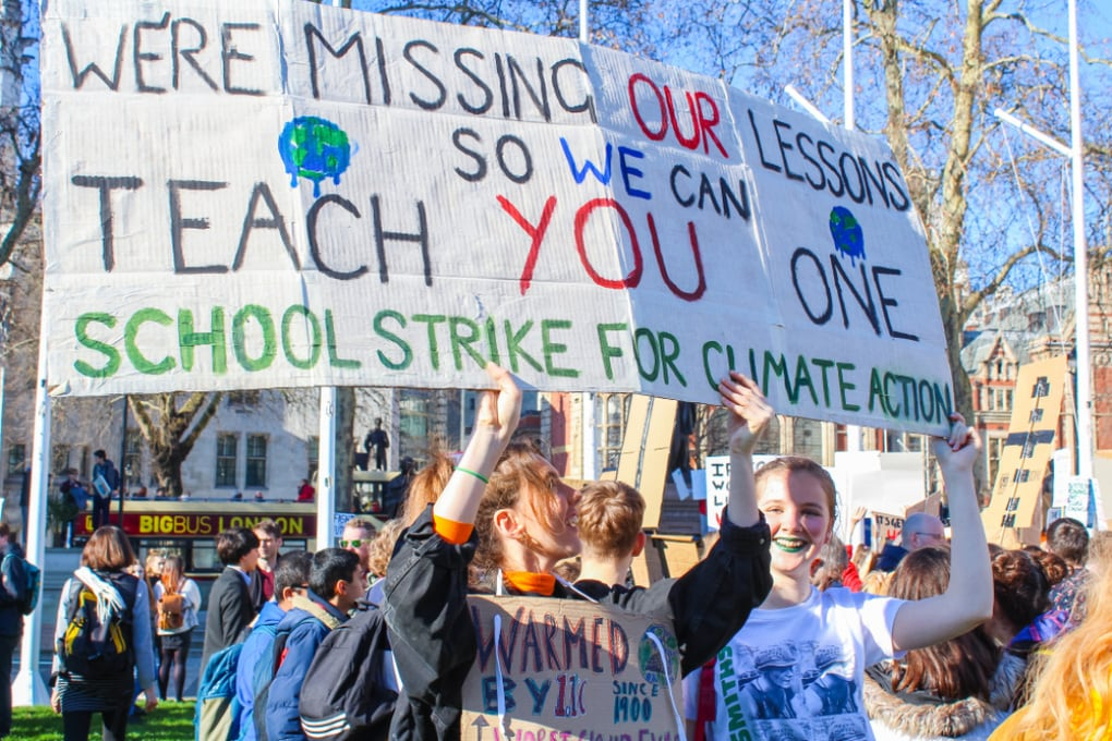 Global Climate Strike For Future, che cosa chiedono gli studenti che protestano per il clima