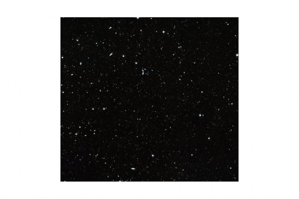 Hubble: 265.000 galassie in una singola foto, lunga 16 anni