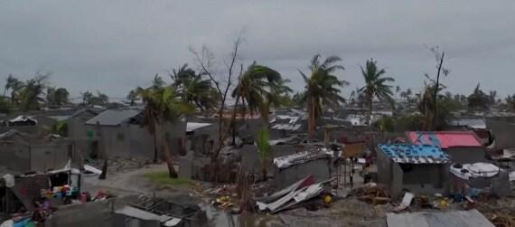 tempeste, uragani, Mozambico, Africa australe, ciclone Idai