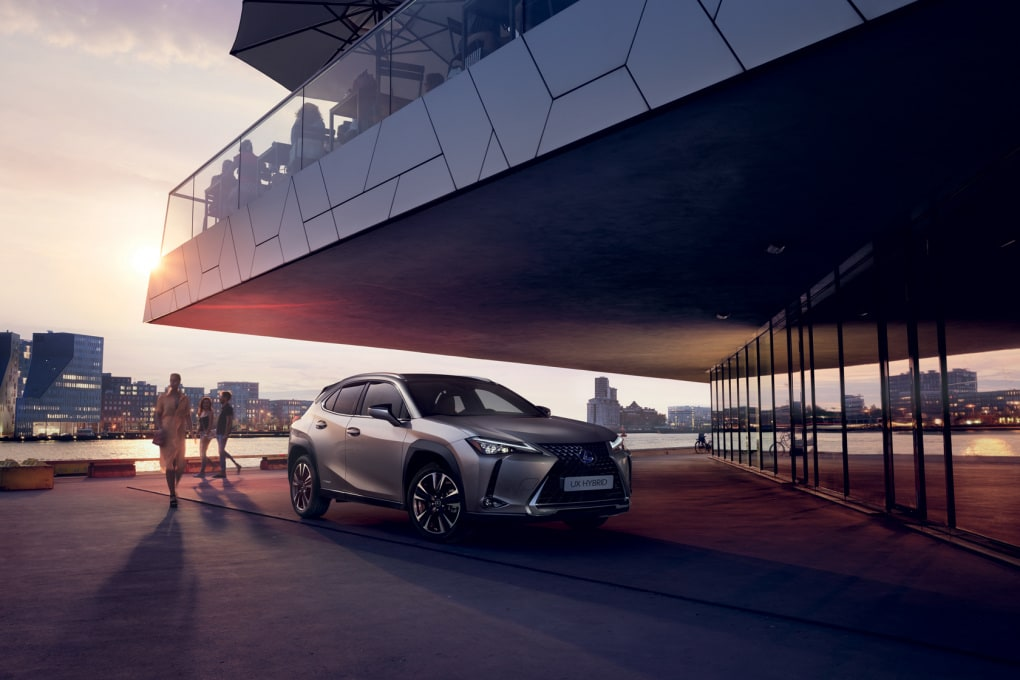 UX Hybrid: l'Urban Crossover firmato Lexus