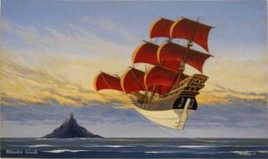 L'Olandese volante, di Marco Locci