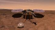 InSight su Marte: la trivella funziona di nuovo