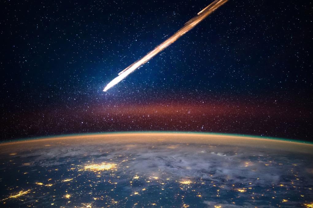 Un piccolo asteroide è stato scoperto 12 ore prima dell'impatto con l'atmosfera