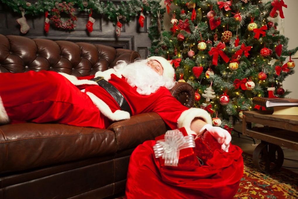 Le feste di Natale e Capodanno ti tolgono il sonno? Ecco perché