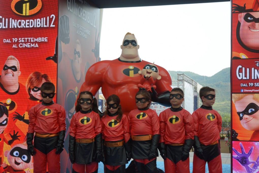 Supereroi: perché i bambini li amano