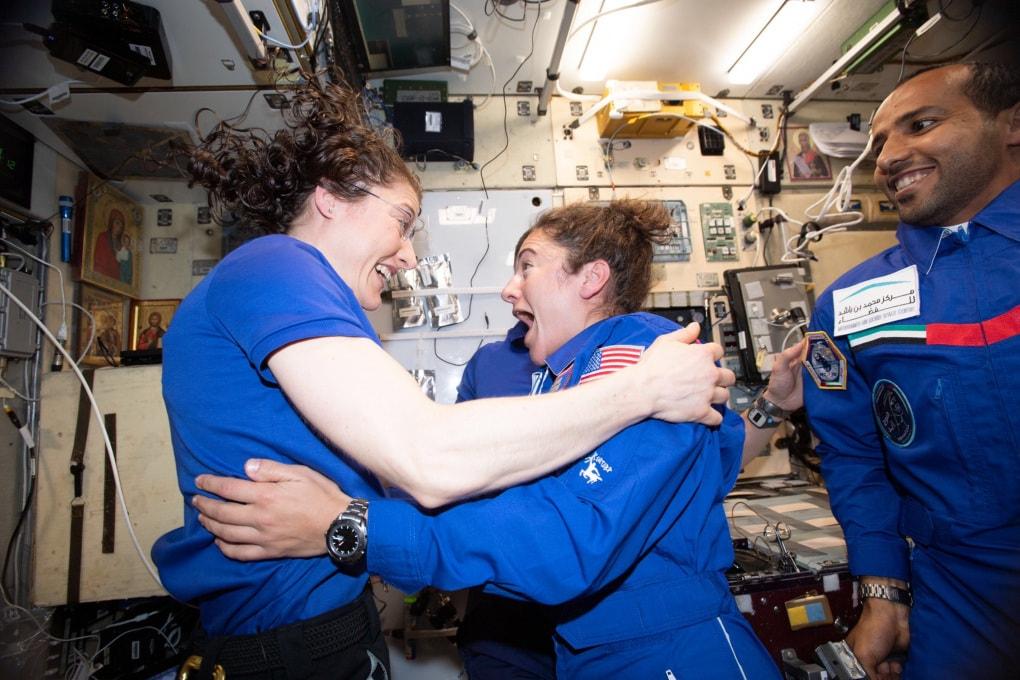 Tempo di passeggiate (spaziali) sulla ISS
