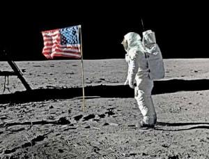 Dall'America alla Luna: la conquista della Luna
