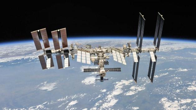 La webcam sulla Stazione Spaziale Internazionale