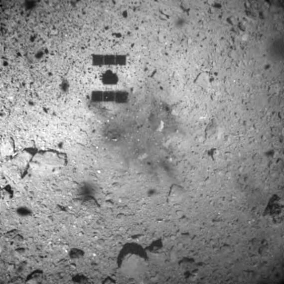 Jaxa, Hayabusa2, asteroidi, Ryugu
