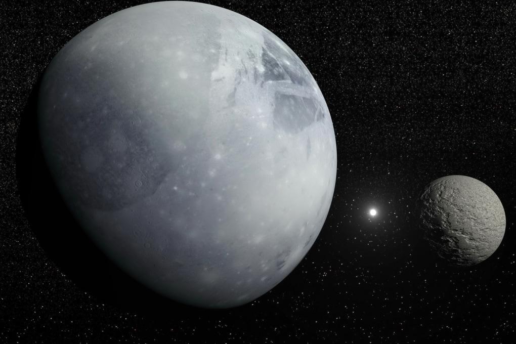 Uno strato di gas protegge un oceano sotterraneo su Plutone?