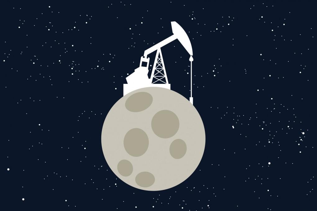 La Luna: la nuova frontiera selvaggia?