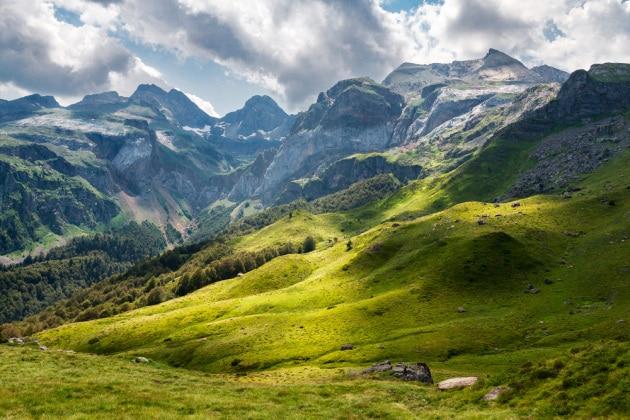 Microplastiche in abbondanza in un'area remota dei Pirenei