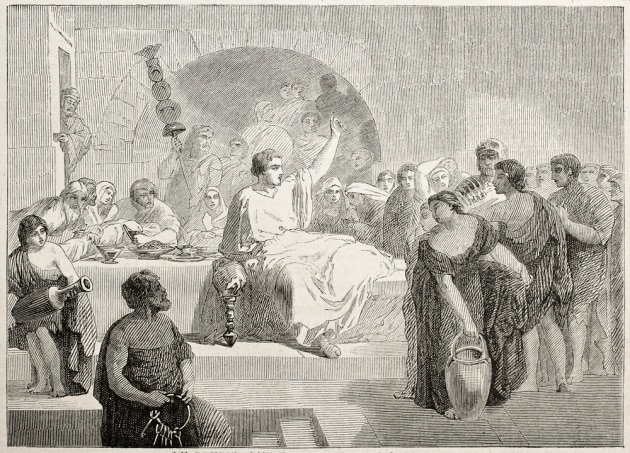 antichi-romani-pranzo