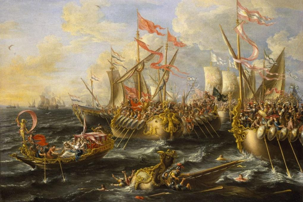 Le battaglie navali più importanti della Storia