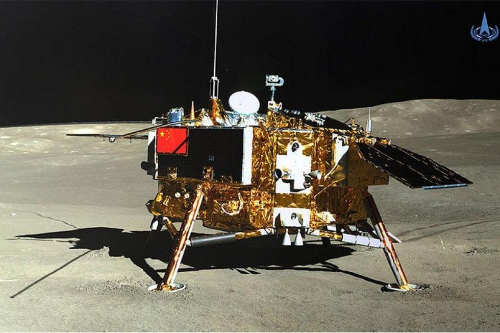 Il rover cinese inviato sul lato nascosto della Luna torna in letargo