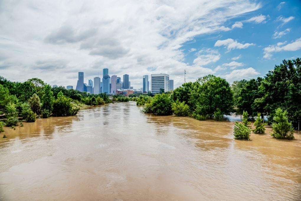L'urbanizzazione ha aumentato di 21 volte i rischi legati all'uragano Harvey