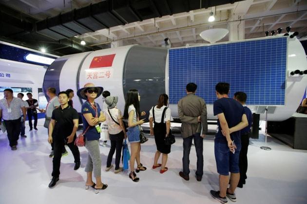 Tiangong-2, il rientro in atmosfera del Palazzo Celeste