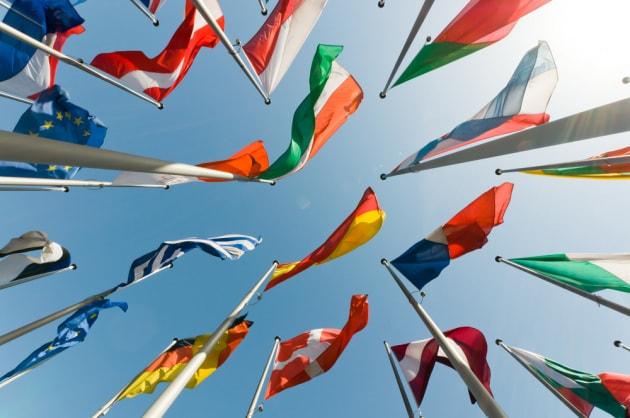 Qual è il simbolo più usato sulle bandiere nazionali?