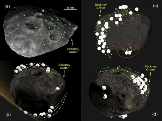 Marte, Phobos, Nasa, Sistema Solare