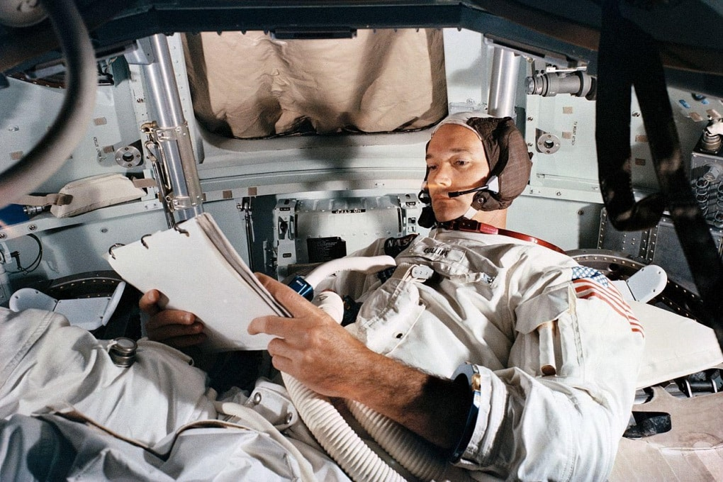 Apollo 11: 20-21 luglio 1969, Michael Collins è l'uomo più solo dell'Universo