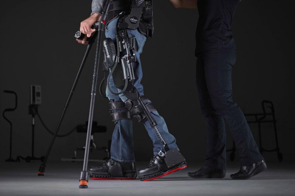 EKSO, l'esoscheletro riabilitativo