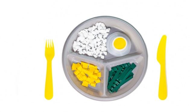 Microplastiche: nei nostri cibi e nell'acqua
