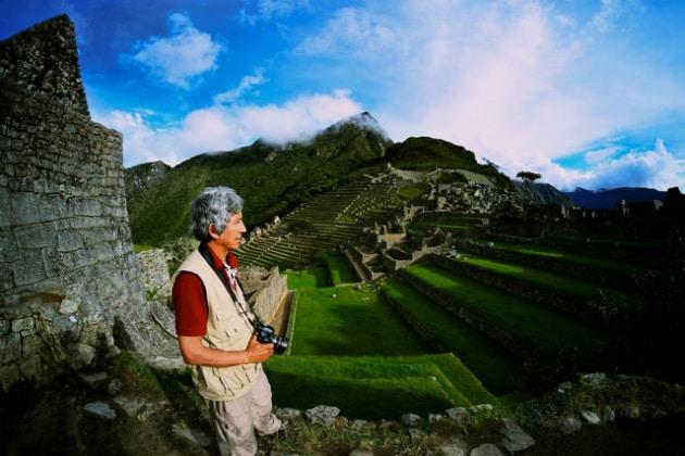 Il guardiano del Machu Picchu