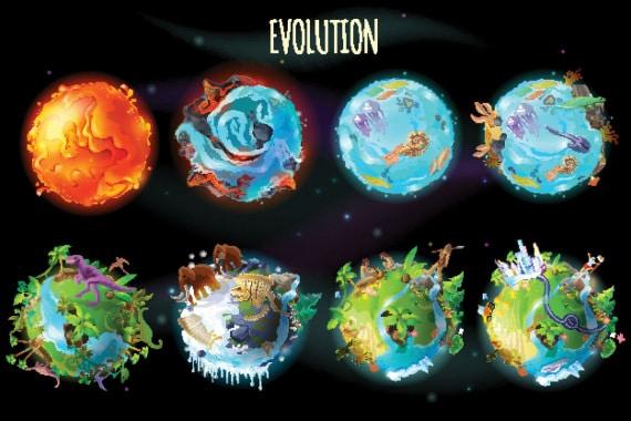 la Terra, evoluzione di un pianeta