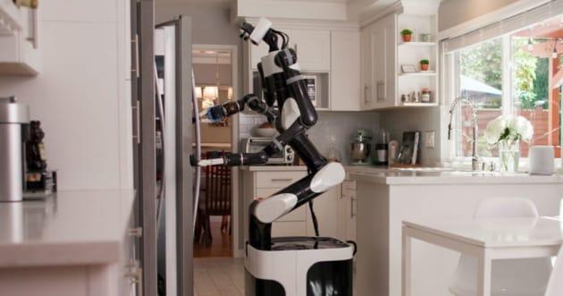 La scuola per robot in realtà virtuale