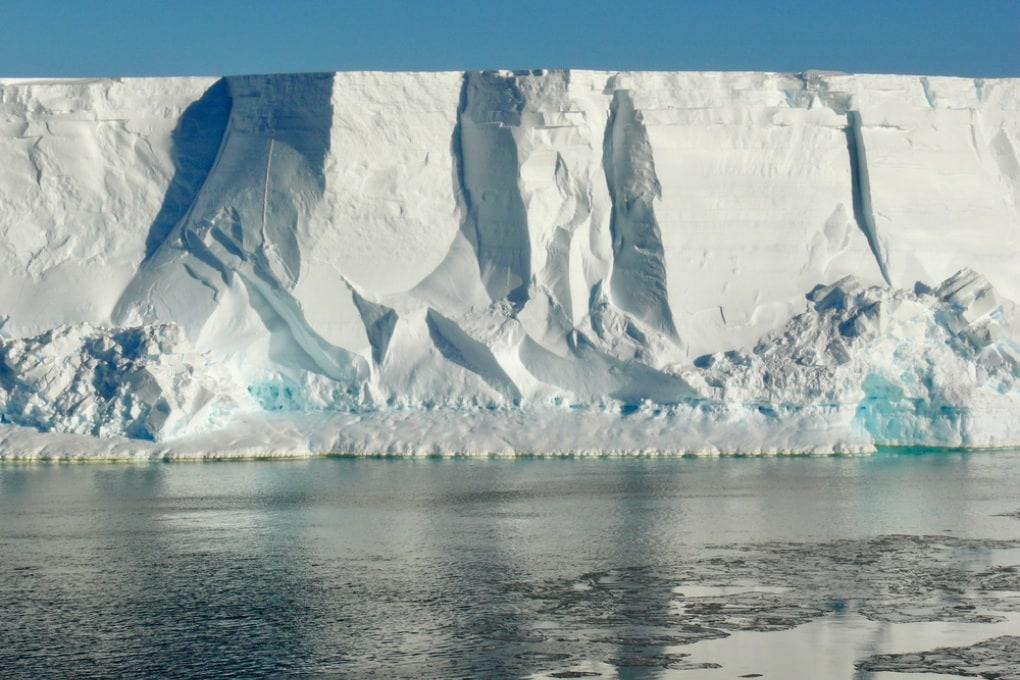I ghiacci antartici