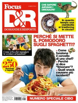 Focus D&R 52 - Speciale cibo