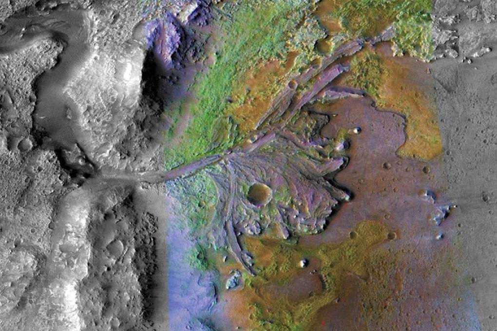 La NASA pianifica Mars 2020: il percorso sul Pianeta Rosso prevede due fermate